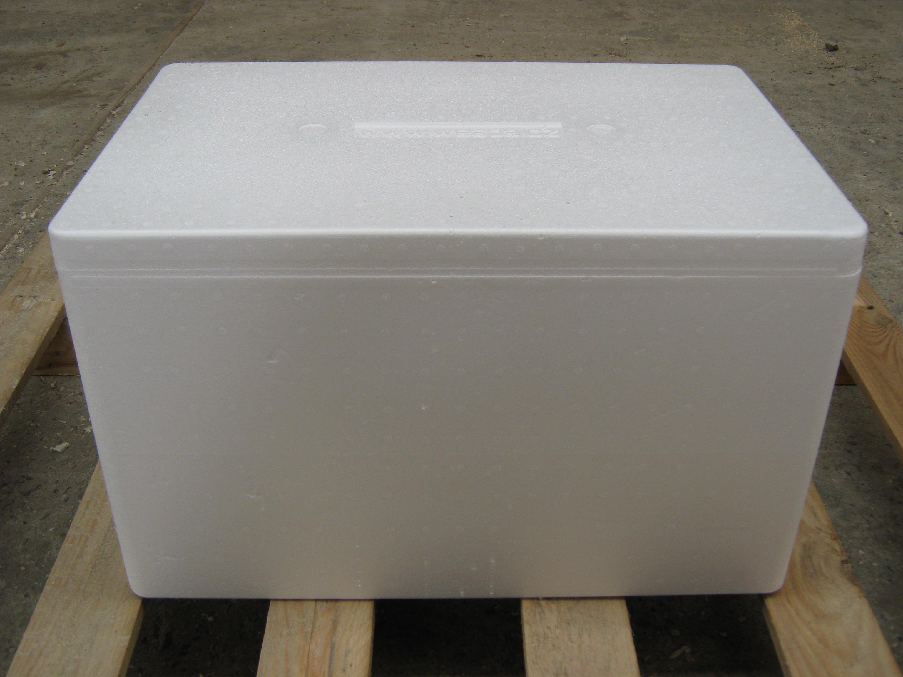 Polystyrenové termoboxy